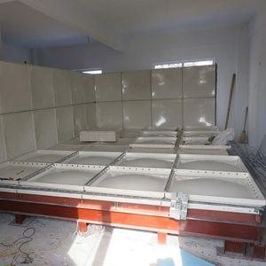 玻璃钢水箱安装现场